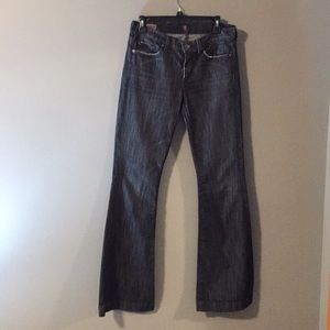 Citizens of Humanity bell bottoms size 29